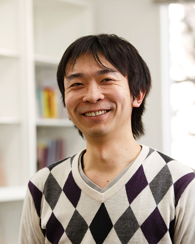 Masafumi Udagawa Professor
