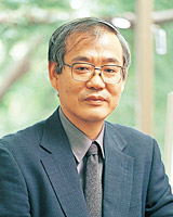 芳賀 達也 教授の写真