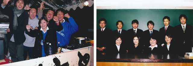 学生時代の神田愛花さんの写真