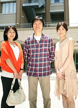 目白の社の科学散歩「西坂崇之×小島慶子」