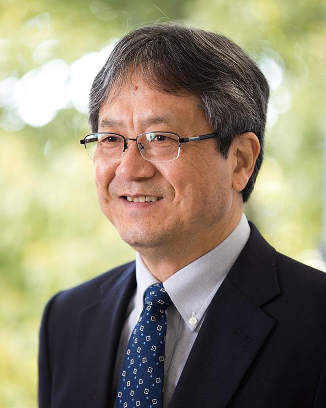 岡本 久 教授