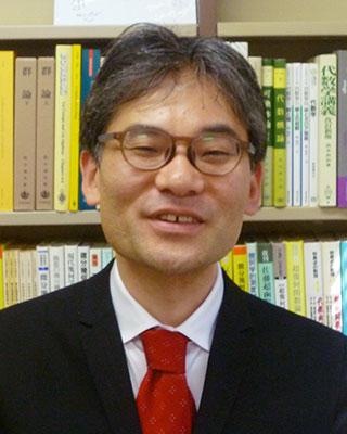 高木 寛通 教授