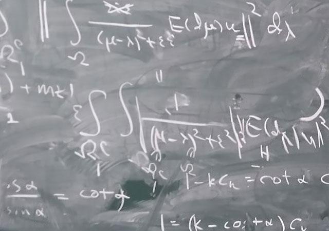 Departments of Mathematics