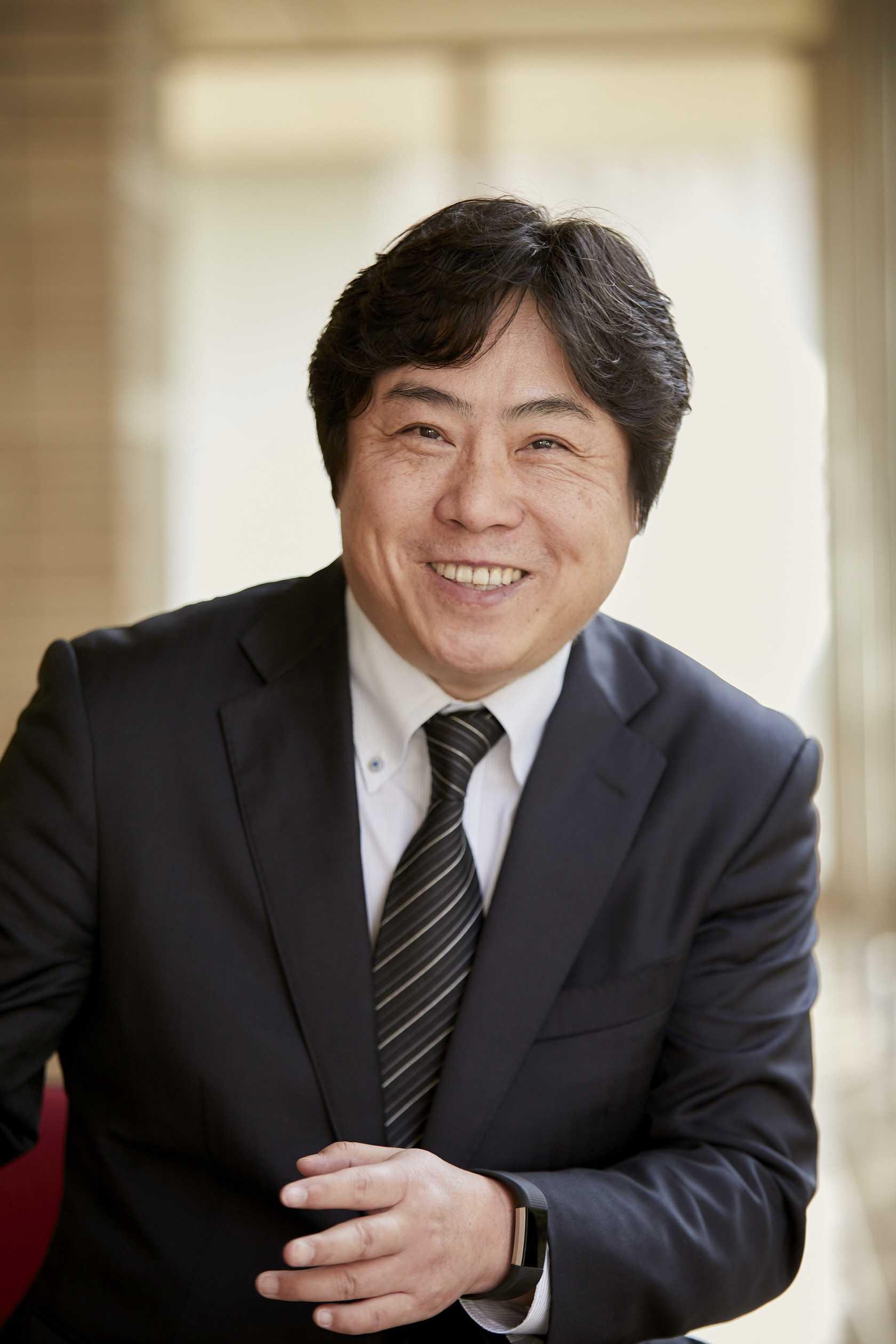 柳 茂 教授